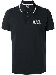 футболка-поло Ea7 Emporio Armani