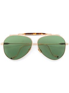 Geronimo aviator sunglasses  Jacques Marie Mage