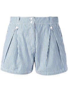 короткие костюмные шорты Maison Kitsuné