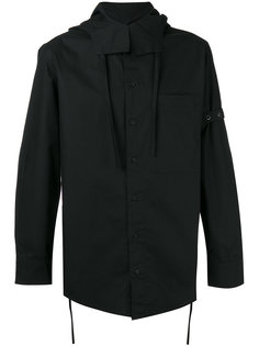 drawstring-collar shirt Craig Green