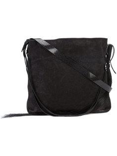 сумка на плечо с открытым верхом Ann Demeulemeester