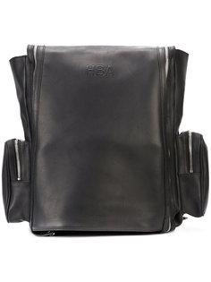 рюкзак с боковыми карманами на молнии Hood By Air