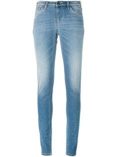 облегающие джинсы Armani Jeans