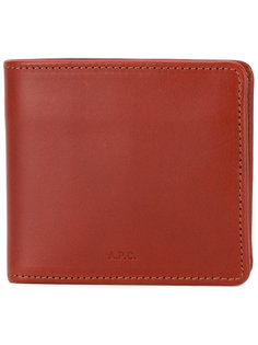 billfold wallet A.P.C.