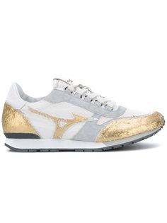 Mizuno panelled sneakers Mizuno