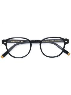 Arthur glasses Moscot