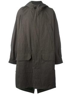 hooded parka coat Hope