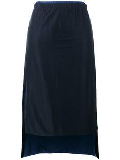 юбка без застежки DKNY