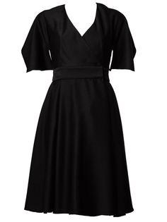 платье с вырезными деталями Alexander McQueen