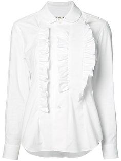 irregular ruffle shirt Comme Des Garçons
