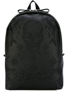 рюкзак с черепом Alexander McQueen