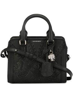 сумка-тоут Padlock Alexander McQueen