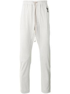 классические спортивные брюки Rick Owens DRKSHDW