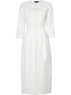 flared shirt dress Derek Lam
