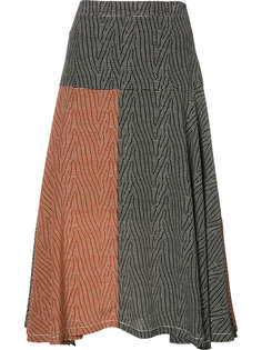 flared midi skirt Derek Lam