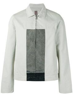 легкая куртка со вставками  Rick Owens DRKSHDW