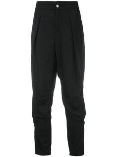 укороченные брюки с заниженной проймой Tom Ford