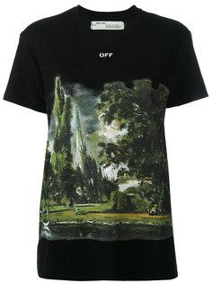 футболка Countryside Off-White