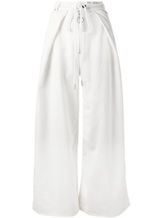 Diagonals tulip trousers Off-White