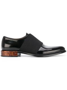 туфли на каблуке с черепаховым эффектом  Givenchy