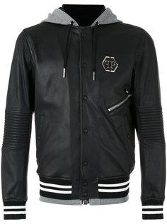 куртка-бомбер East  Philipp Plein
