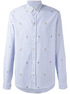 рубашка в полоску Kenzo