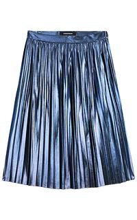 юбка в складку La Reine Blanche