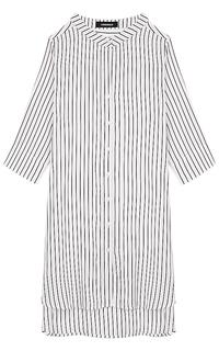 Платье-рубашка La Reine Blanche