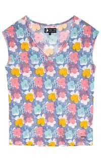 Блузка с принтом Pepe Jeans London