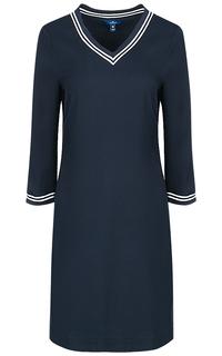 Трикотажное платье Tom Tailor