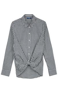 Рубашка с завязками Tom Tailor