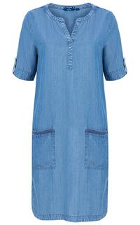 Джинсовое платье Tom Tailor
