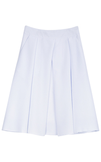 Белая юбка La Reine Blanche