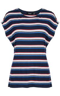 Женская футболка в полоску Tom Tailor