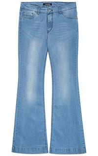 джинсы клеш La Reine Blanche
