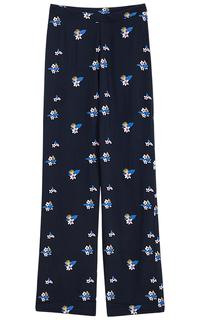 Женские брюки с принтом Pepe Jeans London