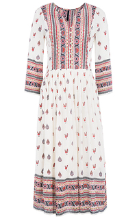 Платье с принтом Pepe Jeans London