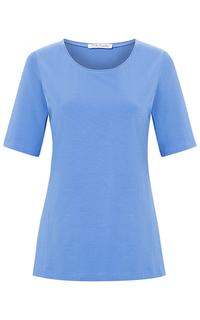 Голубая футболка Betty Barclay