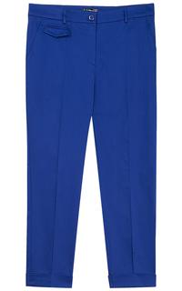 Женские синие брюки LE Monique