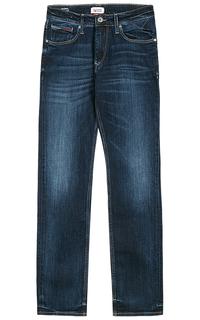 Синие джинсы Tommy Hilfiger