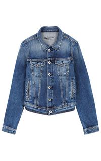 Женская джинсовая куртка Pepe Jeans London