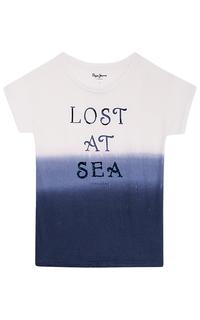 Женская футболка Pepe Jeans London