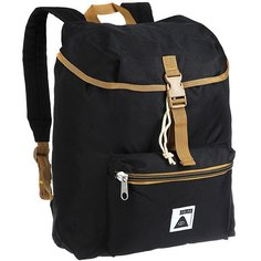 Рюкзак туристический Poler Field Pack Black