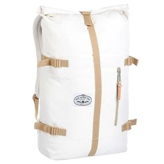 Рюкзак туристический Poler Classic Rolltop Off White