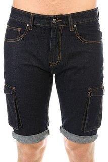 Шорты джинсовые Запорожец Pocket Denim Short Zap Regular Flex Classic Blue