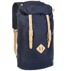 Рюкзак туристический The Pack Society Premium Backpack Solid Midnight Blue