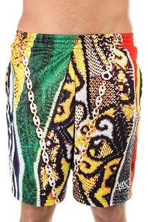 Шорты классические K1X Notorious Gnarly Shorts Multicolor
