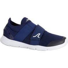 Мужская Обувь Для Спортивной Ходьбы Soft 180 С Ремнём Синяя/белая Newfeel