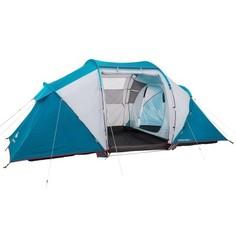 4-местная Семейная Походная Палатка Arpenaz 4,2 Quechua