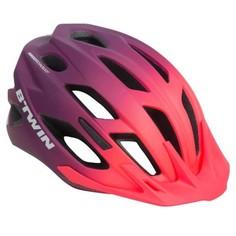 Женский Велосипедный Шлем Для Горного Велотуризма 500 Btwin
